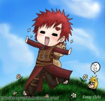 Gaara - Wonderful Time by Krazy-Chibi