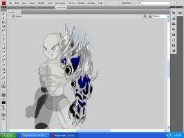 Celestial Insanes WIP by Agyron