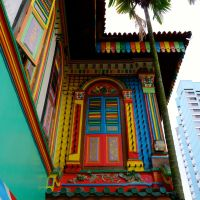 Colourful House again by Sweetybee