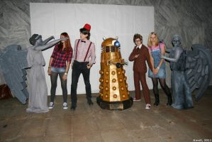 CS'11 Doctor Who group 1 by Hermy46