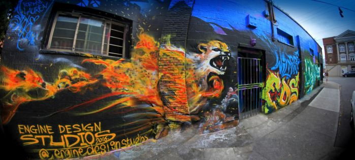 Wildfire x EDS Victoria, BC by aMorle