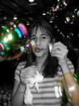 Color my world with bubbles by samaii