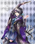 [collab] Magpie Maiden by PlatinaSi