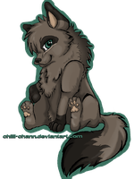 Lil lo pup by Chilli-Chann