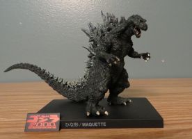 Godzilla Dream Maquette by Legrandzilla