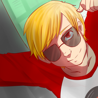Dave Strider by hijirai