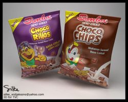 TVC: Simba Cereal by silke3d