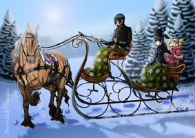 Winter Pleasures - Contest Entry by SweetLittleVampire