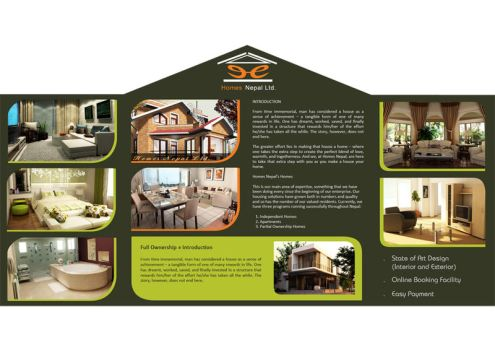 Homes Nepal Brochure 2 by djrana