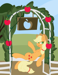 Welcome to Sweet Apple Acres! by DayDreamSyndrom