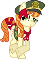 Older Gingersnap by StarryOak