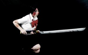 Saya Blood+ Cosplay by SailorMappy