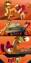 'Horsepower' by DimFann