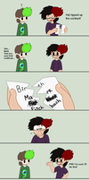 YouTube Comic: Torn To Hell by Ravenslpash26