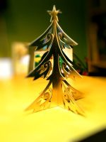 Christmas tree by tomtom1985