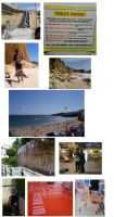 Collage Portugal by Saabii
