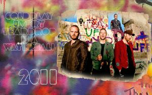 Coldplay 2011 by SliderGirl