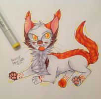 Redtail by demonncat