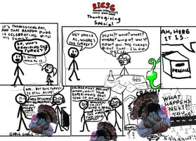 RICSG: Thanksgiving Special by A-Dawg13