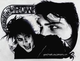 Gerard: Desolation Row by GeeFreak
