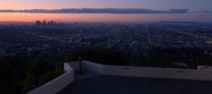 Los Angeles, CA by geometricphotos