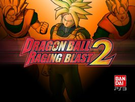 Dragon Ball Raging Blast 2 by jin-05