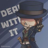 DEAL WITH IT !! by sazienas