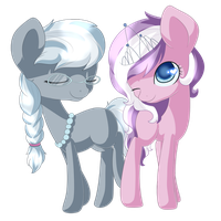 Little Antagonists by Rue-Willings