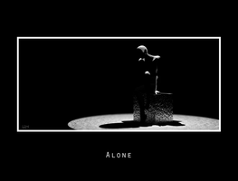 Alone by Ladonite
