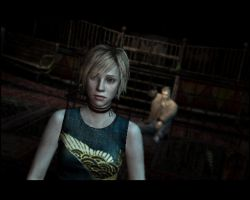 Silent Hill 3 Wallpaper by ParRafahell