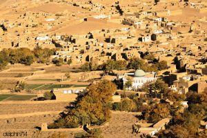Afghan Village by delphin714