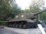 ISU-152 - heavy self-propelled by Garr1971