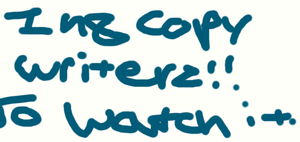 I HATE COPYWRIGHTERS by AutumLeavesofFall