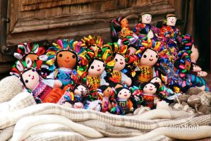 Traditional Dolls by ColorShoot