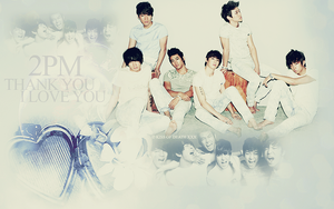 2PM Header by KissOfDeathXxX