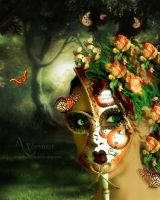 Queen of the Butterflies by annemaria48