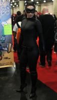 Selina Kyle - NYCC 2012 by SpideyVille