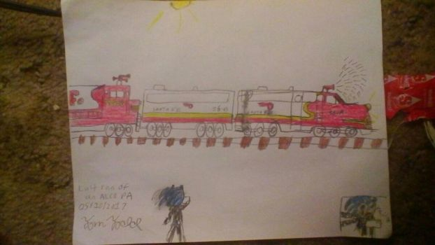 Last Run of an ALCO by Tomtodd774