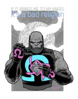 Bad Religion by RamonVillalobos