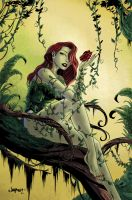 Poison Ivy Finished by Sajenn