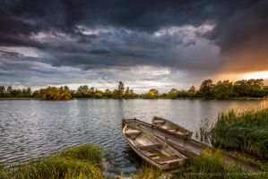 Storm Front by Photographystev