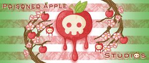 Poisoned Apple Banner by kuramachan