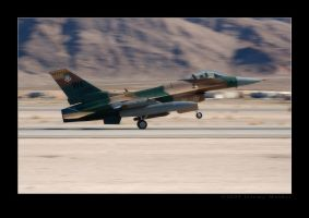 Aggressor Rollout by jdmimages