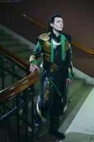 Cute Loki by TheIdeaFix