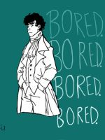 Sherlock is BORED. by LiMa-JuLiEt