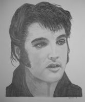 Elvis by donna-j