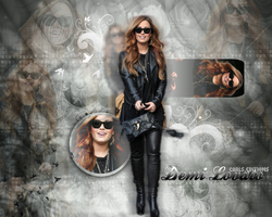 Wallpapers Demi Lovato Light-Pedido de PandoraTeam by Carls-Editions