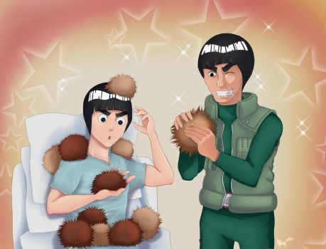 The Power Of Tribbles by Dragon-flame13