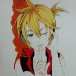 Kagamine Len - Vocaloid (Keep it a secret) by thumbelin0811