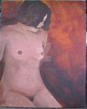 Untitled Nude by jenneyc